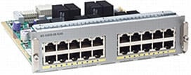 Cisco Systems 20 Port Wire-Speed 10/100/1000 RJ-45 (WS-X4920-GB-RJ45=)