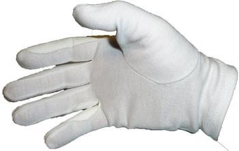 Papstar Baumwollhandschuhe Gr. XL (12 Paar)