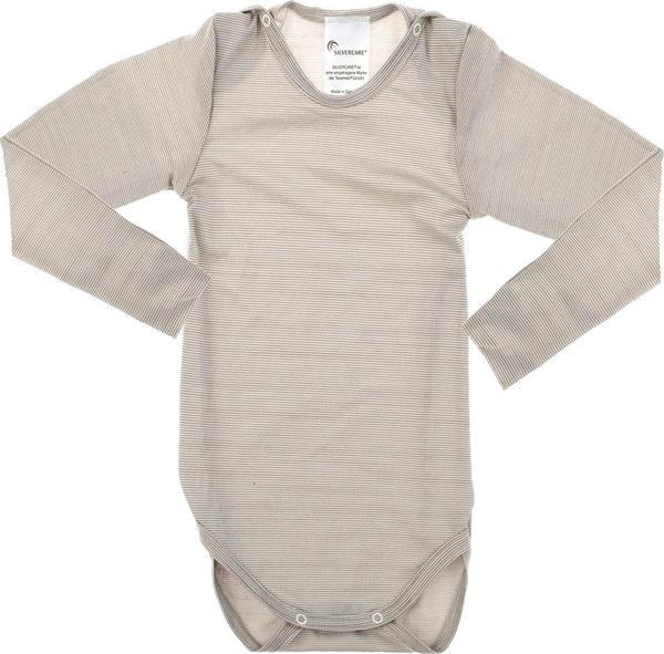 Tex-a-med Padycare N Baby Body Langarm Micro 62/68