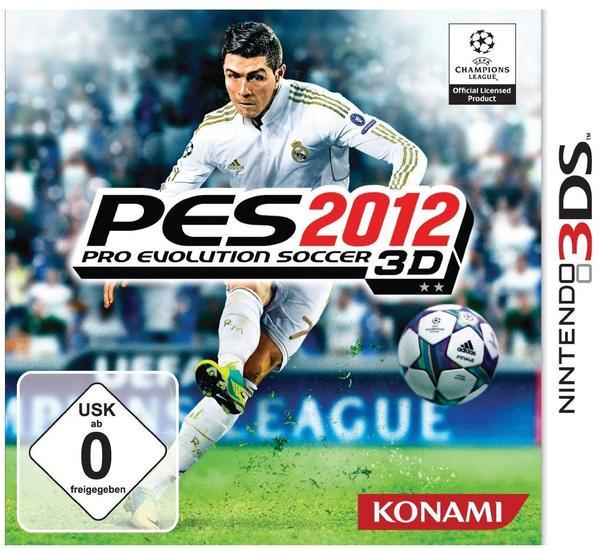PES 2012 - Pro Evolution Soccer (3DS)