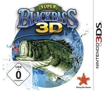 Super Black Bass 3D (3DS)