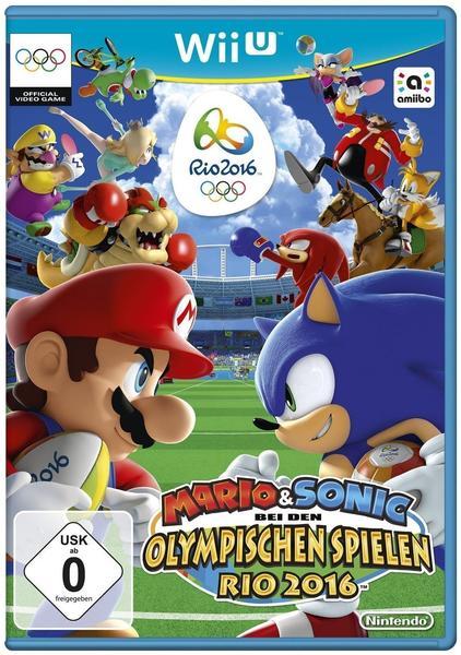 Mario & Sonic bei den Olympischen Spielen: Rio 2016 Plattformen