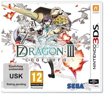 7th Dragon III: Code:VFD (3DS)
