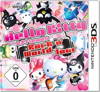Koch Media Hello Kitty & Friends: Rockin World Tour (3DS)