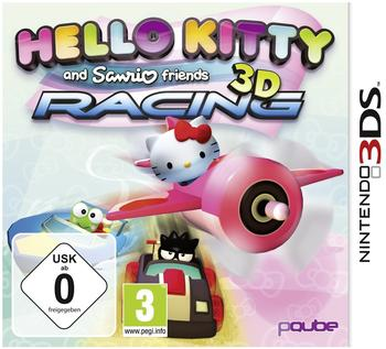 Koch Media Hello Kitty und Sanrio Friends 3D Racing (3DS)