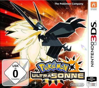 Pokémon: Ultrasonne (3DS)