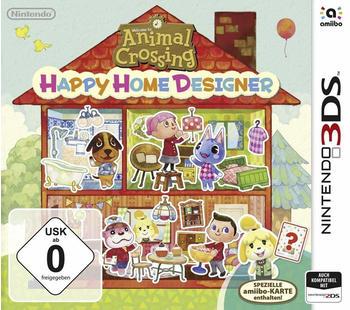 Nintendo Animal Crossing Happy Home Designer