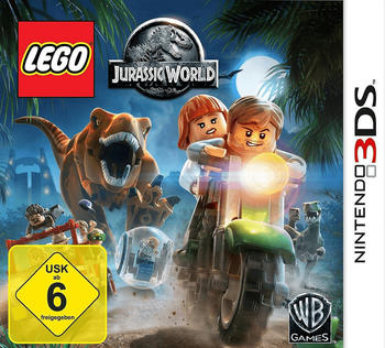 Warner Lego Jurassic World (3DS)