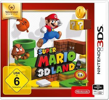 Nintendo Super Mario 3D Land Selects