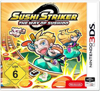 Nintendo Sushi Striker: The Way of Sushido 3DS