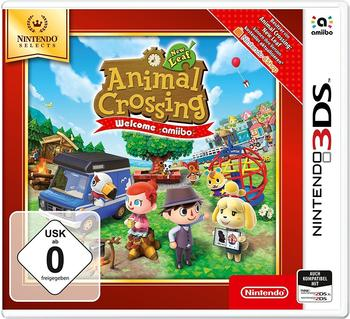 Nintendo Animal Crossing: New Leaf - Welcome amiibo Selects 2DS [3DS]