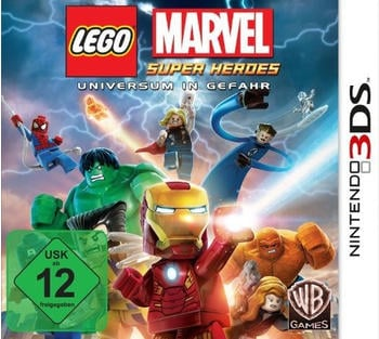 Warner LEGO Marvel Super Heroes