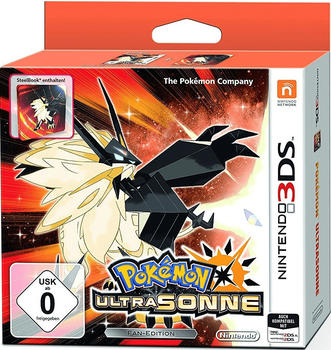 Nintendo Pokemon Ultrasonne (Fan-Edition) (PEGI)