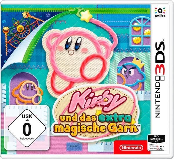 Kirby und das extra magische Garn (3DS)