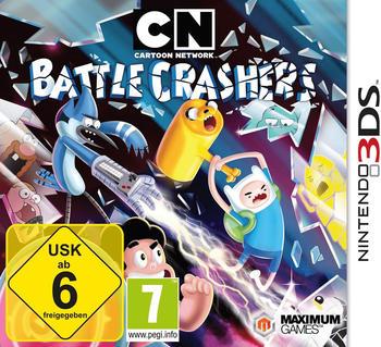 Cartoon Network: Battle Crashers (3DS)
