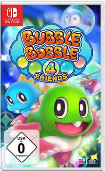 NBG Bubble Bobble 4 Friends (USK) (Nintendo Switch)