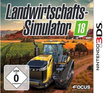 Landwirtschafts-Simulator 18 (3DS)