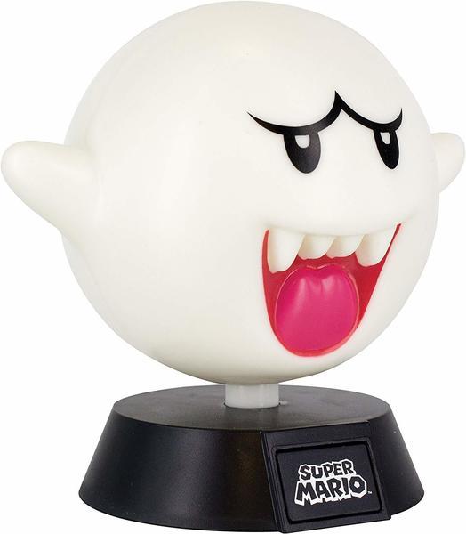 Paladone Super Mario 3D-Licht, mehrfarbig Buhruf (Boo) Mehrfarbig
