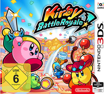 Nintendo Kirby Battle Royale (PEGI) (3DS)