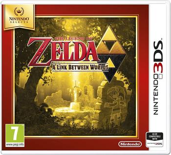Nintendo Legend of Zelda: A Link Between Worlds 3DS [