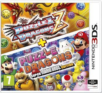 Nintendo Uk Puzzle & Dragons Z + Puzzle & Dragons Super Mario Bros. Edition (Eu), 152061