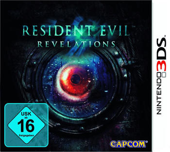 Capcom Resident Evil: Revelations (3DS)