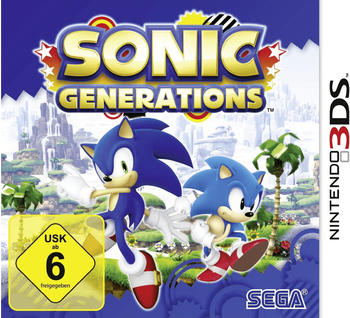 Sonic: Generations (3DS)