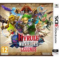 Nintendo Games Warriors (Nintendo 3DS 167133