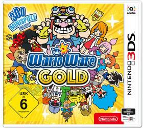 Nintendo WarioWare Gold, 3DS Standard Nintendo 3DS