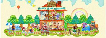 Nintendo Animal Crossing: Happy Home Designer [Nintendo 3DS]