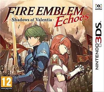 Nintendo Fire Emblem Echoes: Shadows of Valentia (Nintendo 3DS