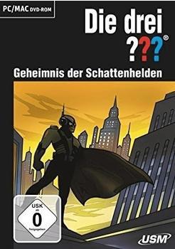 Die drei ???: Geheimnis der Schattenhelden (PC)