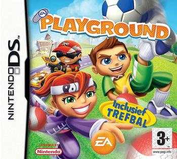 Electronic Arts EA Playground, Nintendo DS