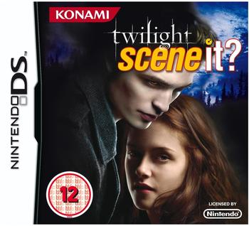 Konami Scene It? Twilight (PEGI) (NDS)