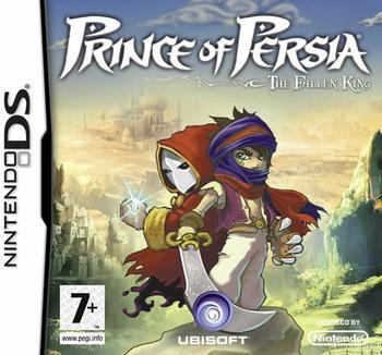 UbiSoft Prince of Persia: The Fallen King Italian Edition - DS