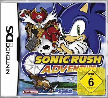 Sega Sonic Rush Adventure (NDS)