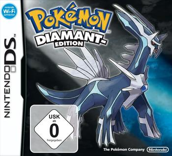 Nintendo Pokemon - Diamant Edition (NDS)