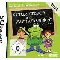 Franzis Konzentration und Aufmerksamkeit 1.-4. Klasse 2011 (NDS)