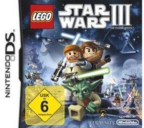 LucasArts Lego Star Wars III: The Clone Wars (NDS)