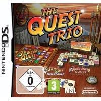 Intenium The Quest Trio (NDS)