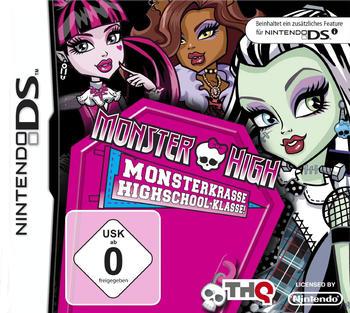 Namco Monster High - Die Monsterkrasse Highschool-Klasse (NDS)