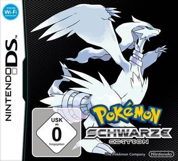 Nintendo Pokemon - Schwarze Edition (NDS)