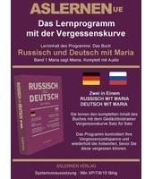 ASlernen Verlag Aslernen UE - Inhalt: Russisch und Deutsch mit Maria