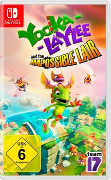 NBG Yooka-Laylee and the Impossible Lair Nintendo Switch