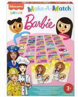 Mattel Barbie Make-a-Match (Kinderspiel)
