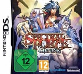 Spectral Force: Genesis (DS)