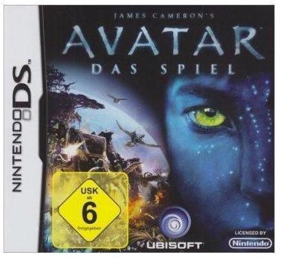 James Camerons AVATAR: Das Spiel (Nintendo DS)
