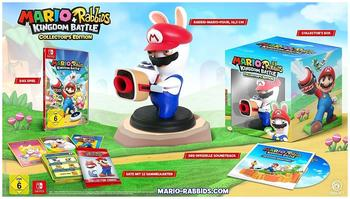 Mario + Rabbids: Kingdom Battle: Collector's Edition (Switch)