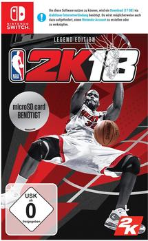 NBA 2K18: Legend Edition (Switch)