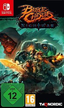 Battle Chasers: Nightwar (Switch)